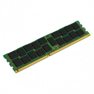 Kingston KVR1333D3S8R9S/  2GB DDR3 PC3-10600 1333MHz Reg ECC Memory 1.5v CL9 DIMM