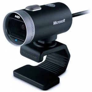 Microsoft  LC-CHDBUS  LifeCam Cinema True 720p HD Webcam