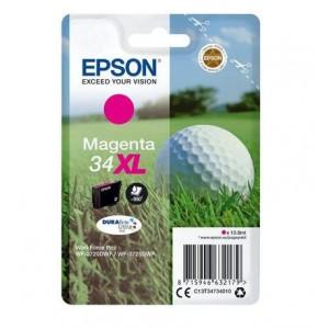 Epson T34734010  Magenta Original DURABrite Ultra High Capacity Ink Cartridge (Golf Ball)