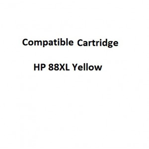 Real Color 32105917 Compatible HP 88XL Yellow Ink Cartridge