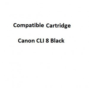 Real Color 32106949  Compatible Canon CLI 8 Black Ink Cartridge