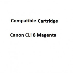 Real Color 32106953  Compatible Canon CLI 8 Magenta Ink Cartridge
