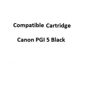 Real Color 32106958 Compatible Canon PGI 5 Black Ink Cartridge