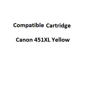 Real Color 32107004  Compatible Canon 451XL Yellow Ink Cartridge