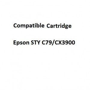 Real Color 32107196 Compatible Epson STY C79/CX3900 T0732 Cyan Ink Cartridge