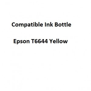 Real Color EPCOMPT6644 Compatible Epson T6644 Yellow Ink Bottle