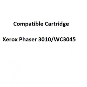 Real Color COMPPH3010 Compatible Xerox Phaser 3010/WC3045 Black Toner Cartridge