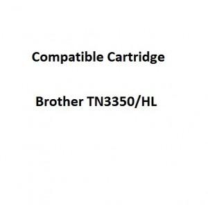 Real Color COMPTN3350 Compatible Brother TN3350/HL-5450DN/HL-5440D/HL-6180DW Toner Cartridge