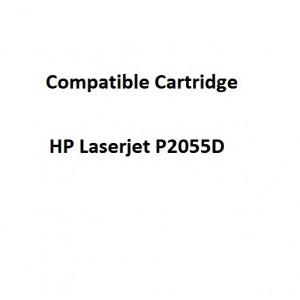 Real Color COMP05X Compatible HP Laserjet P2055D Black Toner Cartridge