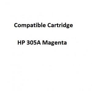 Real Color COMPCE413A Compatible HP 305A Magenta laserjet Toner Cartridge