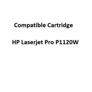 Real Color COMPCE285A Compatible HP Laserjet Pro P1120W/P1102/M1212/M1132 Toner Cartridge