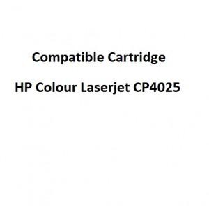 Real Color COMPCE263A Compatible HP Colour Laserjet CP4025 Magenta Toner Cartridge