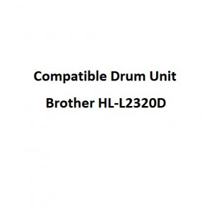 Real Color COMPDR2355 Compatible Brother HL-L2320D HL-L2360DN HL-L2365DW Drum Unit