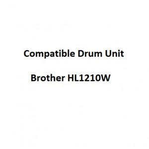 Real Color COMPDR1000  Compatible Brother HL1210W Drum Unit
