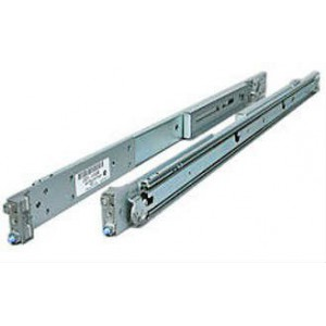 1U/2U Premium Rail Kit - Full extension and toolless rail kit