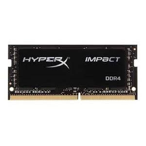 HyperX HX424S14IB?/8 Impact 8GB DDR4-2400 CL14 260 Pin SODIMM Desktop Memory Module