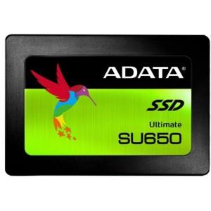 Adata SU650SS-480GT-C Ultimate SU650 480GB, SATA  Solid State Drive