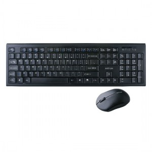 Astrum Wireless Mouse and Keyboard Set 2.4Ghz 1000DPI