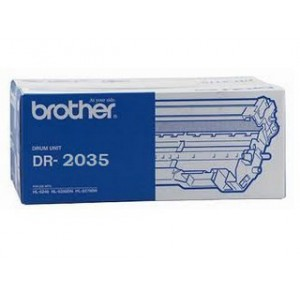 Brother DR-2035 Black Drum Unit For HL2035 12000 Pages Yield