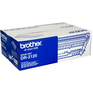 Brother DR-2125 Black Drum Unit For MFC7320 MFC7440N DCP7030 HL2150N HL2140 12000 Pages Yield