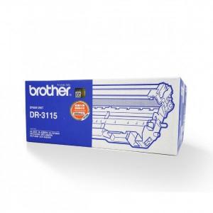 Brother DR-3115 Black Drum Unit For HL5270DN HL5250DN HL5240 MFC8860DN MFC8460N 25000 Pages Yield