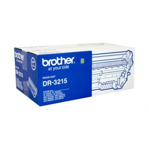 Brother DR-3215 Black Drum Unit For MFC8880DN MFC8380DN MFC8370DN HL5340D HL5350DN 25000 Pages Yield