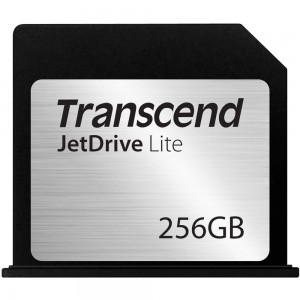 Transcend 256GB JetDrive Lite 130 Flash Expansion Card for MAC
