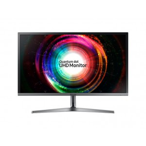 "Samsung LU28H750UQUXEN UH750 28"" 4K Ultra HD (3840x2160) QLED 60Hz 1ms TN AMD FreeSync Desktop Monitor"