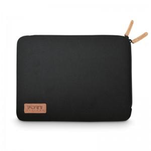 Port Designs 140381  Torino Laptop Sleeve Case 13.3inch Black