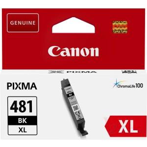 Canon 2047C001AA  CLI-481XL  Black  Ink Cartridge