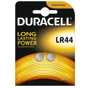 Duracell D013926  Alkaline LR44 2s 10 Pack Battery