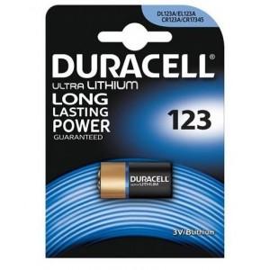 Duracell D032149 HPL 123 1s 10 Pack Battery