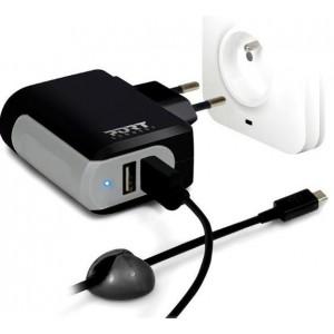 Port Designs 900013 USB Power Adapter