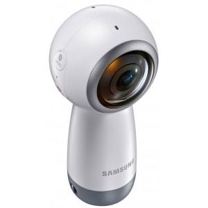 OPEN BOX SAMSUNG Gear 360 Spherical VR Camera (2017)- White