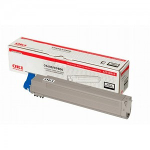 OKI 42918964 High Yield Black Toner Cartridge For C9600 / C9650 / C9800 / C9851