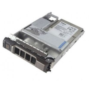 Dell 400-AOYO 15,000 RPM SAS 12Gbps 4Kn 2.5in Hot-plug Hard Drive, 3.5in Hybrid Carrier - 900 GB