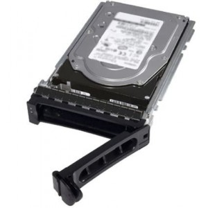 Dell 400-ATIL 10,000 RPM SAS Hard Drive 12Gbps 512n 2.5 inch Hot-plug Drive, 3.5 inch Hybrid Carrier - 600 GB