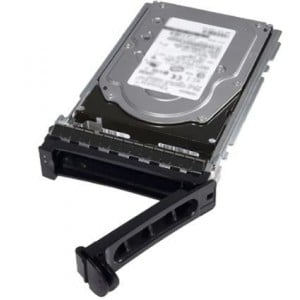Dell 400-ATIO 15,000 RPM SAS Hard Drive 12Gbps 512n 2.5in Hot-plug Drive 3.5in Hybrid Carrier - 600 GB