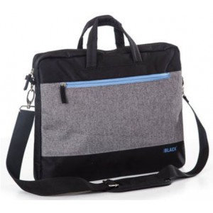 "Black LSM8046-C Move It 15.6"" Top-Loading Laptop Bag"