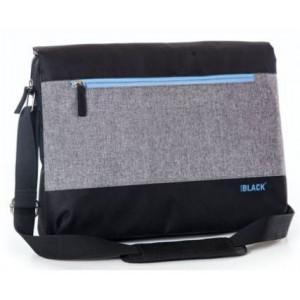 "Black LSG8046-C Move It 15.6"" Messenger Bag"