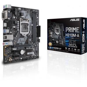 Asus 90MB0WI0-M0EAY0 Prime H310M-A LGA 1151 Micro-ATX Motherboard
