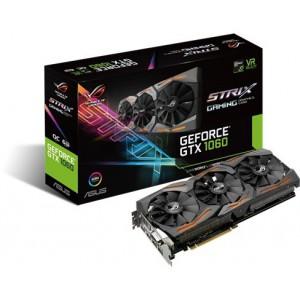 Asus 90YV09Q0-M0NA00 ROG Strix GeForce GTX 1060 OC edition 6GB GDDR5 Graphics Card