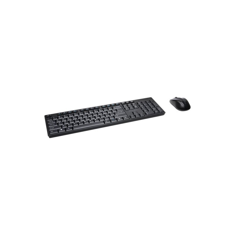 Kensington K75230US  Pro Fit Low-Profile Wireless Desktop Set