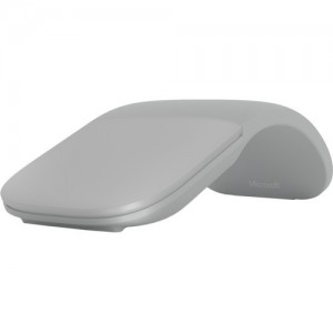 Microsoft CZV-00001 Surface Arc Wireless Mouse (Light Gray)