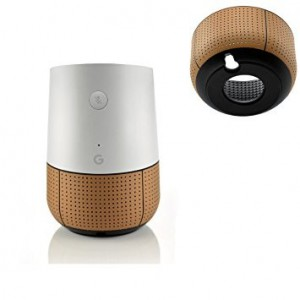 Base for Google Home Smart Speaker - Brown