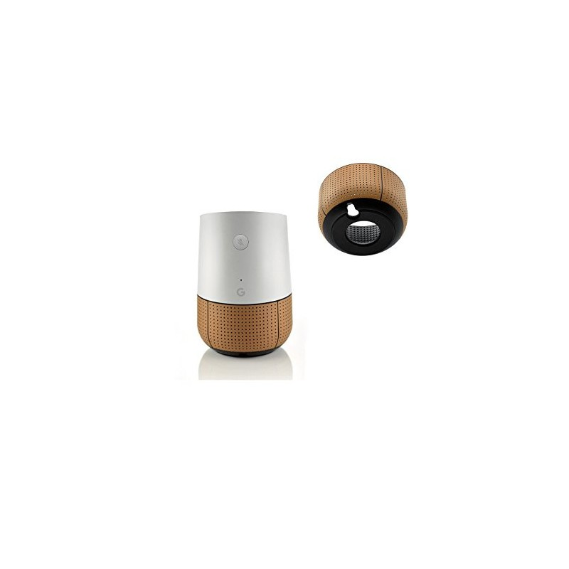 Base for Google Home Smart Speaker - Brown