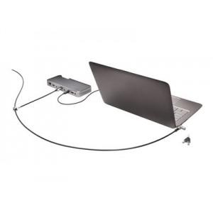 Kensington K65048WW MicroSaver 2.0 Standard Keyed Twin Laptop Lock