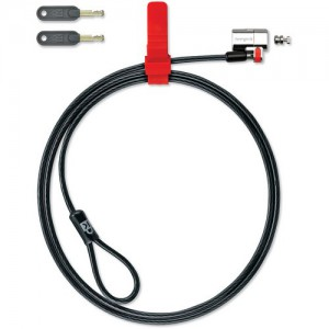 Kensington K64637WW   ClickSafe Keyed Laptop Lock - Security Cable Lock