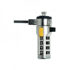Kensington K64684EU WordLock Portable Combination Laptop Lock
