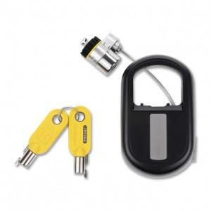 Kensington K64538 Microsaver Retractable Laptop Lock